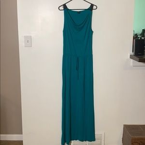 Teal Maxi Dress - Mossimo